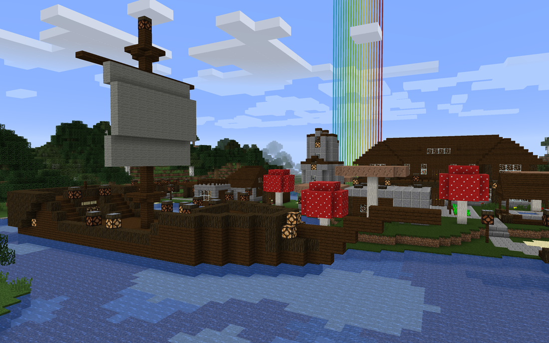 Now Featuring Two Servers, Skyblock and Survival 1 13